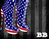 ~BB~ 4th of July Boots