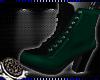 曆 Lala Boots Green