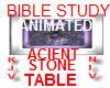 Bible Study AnimTable