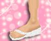 *o* diamond flip flops