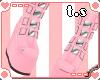 *ts* Goth Boots [Pnk]