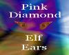 Pink diamond elf ears
